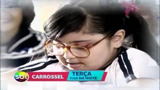 (HD) Chamada: Carrossel - 11/09/2012