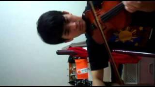 Ugoy ng Duyan - Violin Cover