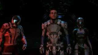 MASS EFFECT: ANDROMEDA - 4K Tech Demo Gameplay (2016)