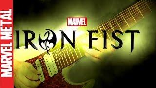 Iron Fist Theme Metal