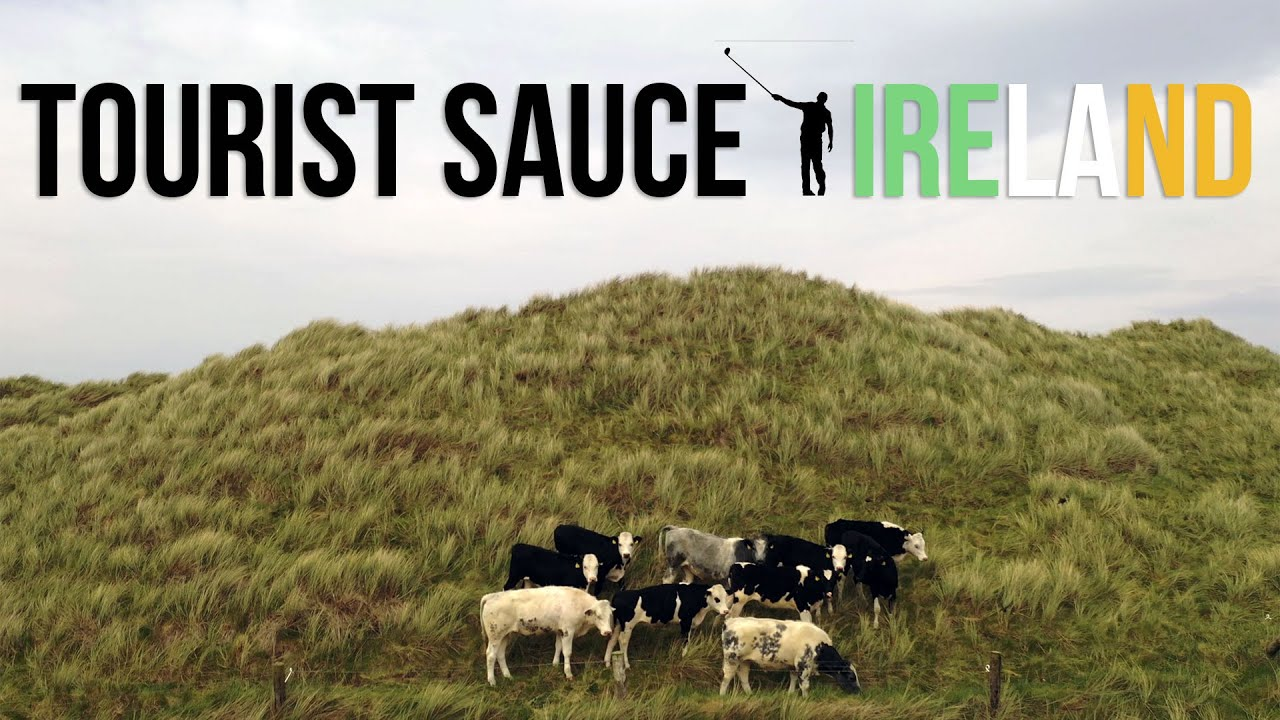 Tourist Sauce (Ireland) : Episode 1, Doolin Pitch & Putt and Doonbeg