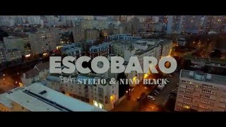 Baro Esco - ça paraît normal feat Stélio & Nino black(clip officiel)