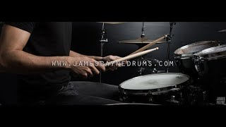 James Payne Drums - Trailer (metal drumming instructional website)