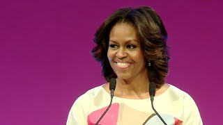 The First Lady on the Importance of Studying Abroad
