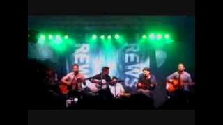 Come On Baby Let's Go Downtown - The Trews live @ Rock the Square