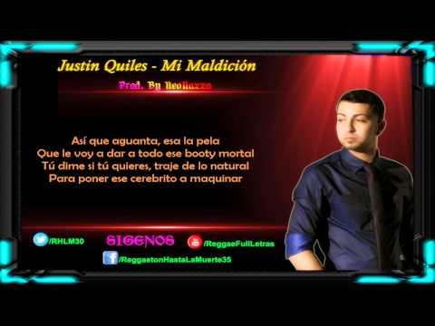 Justin Quiles Mi Maldición Letra Chords Chordify