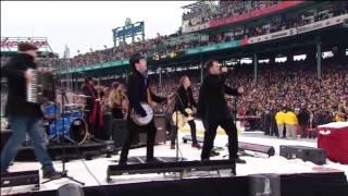Dropkick Murphys - I'm shipping up to boston (live)