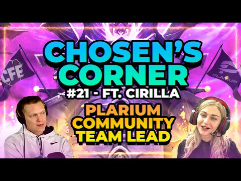 ChoseN's Corner #21 | Cirilla | RAID Community Team Lead