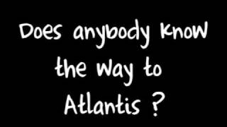 Someday We'll Know - Lyrics (Mandy Moore ft. Jonathan Foreman)