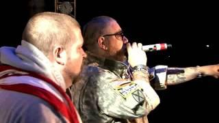 La Coka Nostra ft. Everlast (House Of Pain)- Jump Around (Live Splash! 2009)