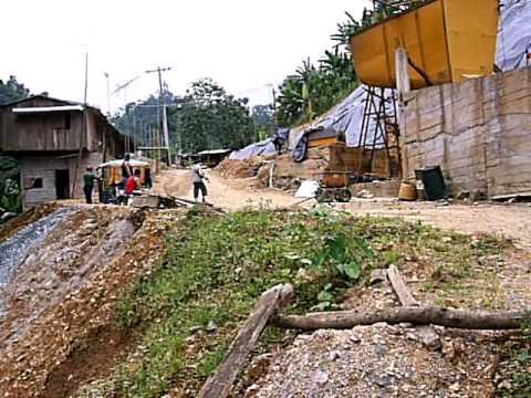 ecuador mina de oro