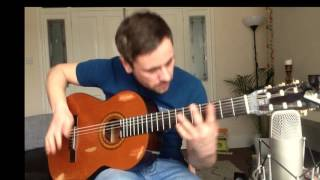 Rage Against The Machine - Killing In the Name - Fingerstyle