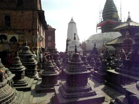 El Templo de los Monos 1, Katmandu, Nepal