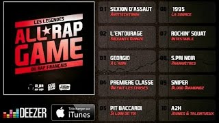 All Rap Game - Playbook