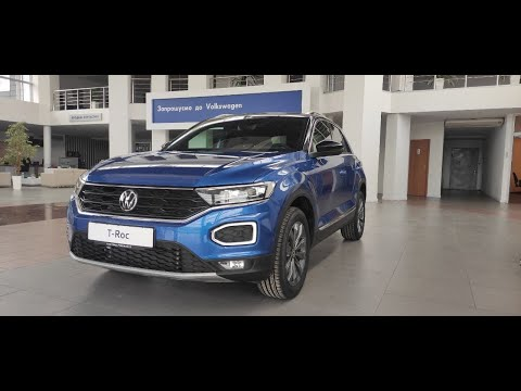 Volkswagen T-Roc Sport