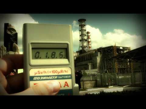 Czarnobyl, prypeć – okolice – radioaktywność