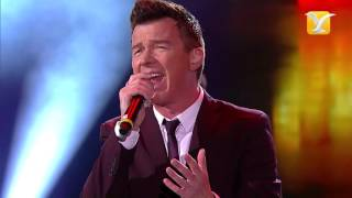 Rick Astley   She Wants To Dance With Me   Festival de Viña del Mar 2016