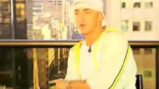 Eminem - Interview about Hailie
