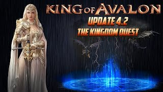 King of Avalon - Kingdom Quest Tips - Update 4.2