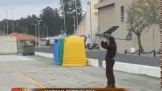 Marinha Portuguesa afoga novo drone de serviço à força armada