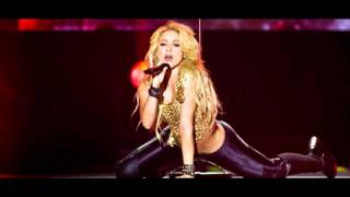 Shakira - Live From Paris DVD (Audio) 8. La Tortura