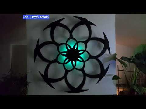 3D Wall Design House Interior Decor Chennai | Bangalore | Hyderabad | Coimbatore +91 81225 40589