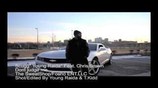 "Chris Brown ""Cover"" Scugg ""Young Raida"""