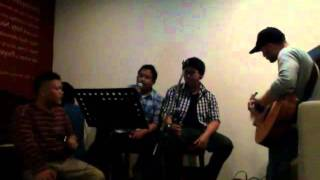 I Don't Wanna Miss a Thing (Aerosmith Cover) - Teakustik Feat. Haryo, Rafael, Haris