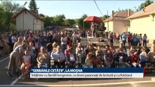 """""""SERBĂRILE CETĂȚII"""", LA MOȘNA"""
