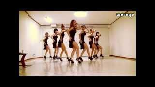 """Waveya""웨이브야 Sistar - Alone 씨스타 나혼자 Kpop Cover dance"