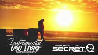 Reggaeton Beat Romantico Instrumental # 16   2016   Uso Libre