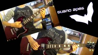 "Guano Apes - ""Big in Japan"" [guitar cover]"