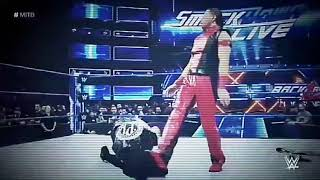 Shinsuke Nakamura Costume Titatron - Shadows of a Setting Sun (v2)