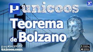 Imagen en miniatura para Teorema de Bolzano