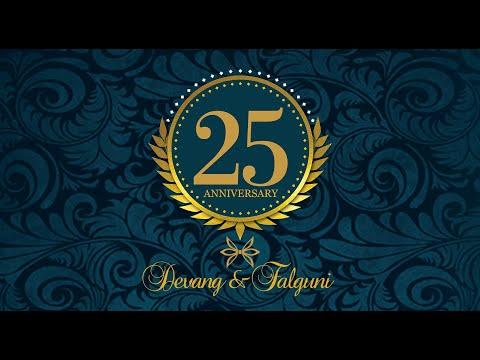 25 Years Journey of Devang & Falguni