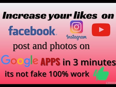 Download thumbnail for how to increase likes on facebook