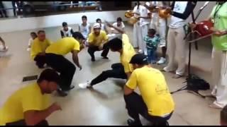 Grupo Pezao de Ouro Capoeira Roda de Angola
