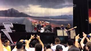 The Killers: Mr. Brightside live in Miami