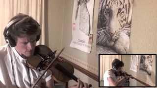 Bonobo - Cirrus (With Violin by Joel Grainger)