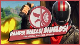 Ramps! Walls! Shields! - The Official Fortnite Anthem | By DrDisRespect and Starcadian