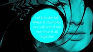 Skyfall - Adele (Karaoke/Instrumental)