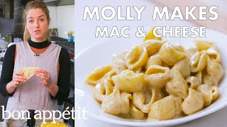 Molly Makes Macaroni and Cheese | From the Test Kitchen | Bon Appétit