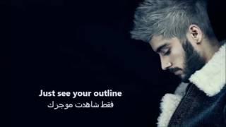 Snakehips - Cruel ft. ZAYN ( Lyrics & Arabic sub )