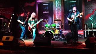 Animal Grace - Nowhere Fast - Live (AG original)