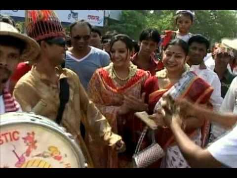 Fête du nouvel an au Bangladesh