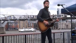 Passenger - Simple Song @ The London Busk, South Bank 18/06/16