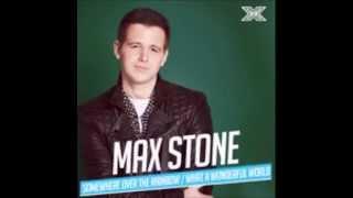 Max Stone - Somewhere Over The Rainbow / What A Wonderful World (Studio Version)