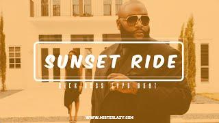 Sunset Ride - Rick Ross Type Beat - Smooth Hip Hop Instrumental 2015 - Co Prod The Glorious Beatz
