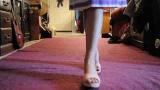 How to: Walk like a lady!
