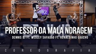 Professor da Malandragem - Dennis ft. Wesley Safadão ft. Ronaldinho Gaúcho - Coreografia | FitDance